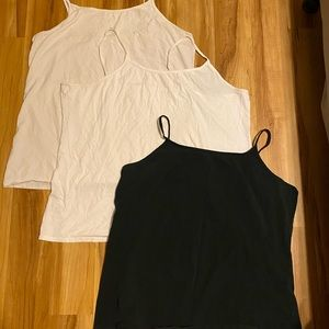 Maurices Camisoles 3xl Lot